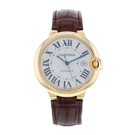 Cartier Ballon Bleu Automatic // W6900551 // Store Display