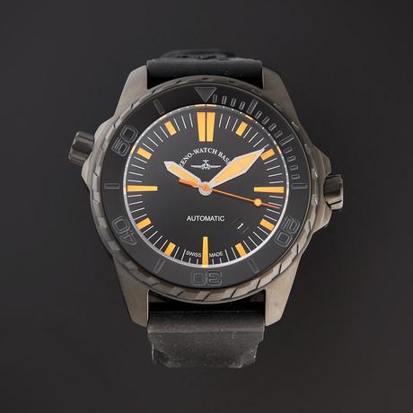 Zeno Automatic // 6603-BK-A15