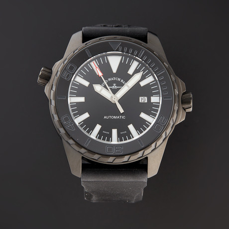 Zeno Automatic // 6603-BK-A1 // New