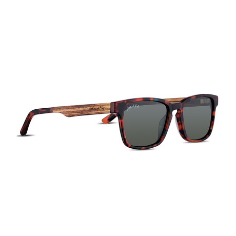 Unisex // Polarized // Branch Sunglasses // Space + G15