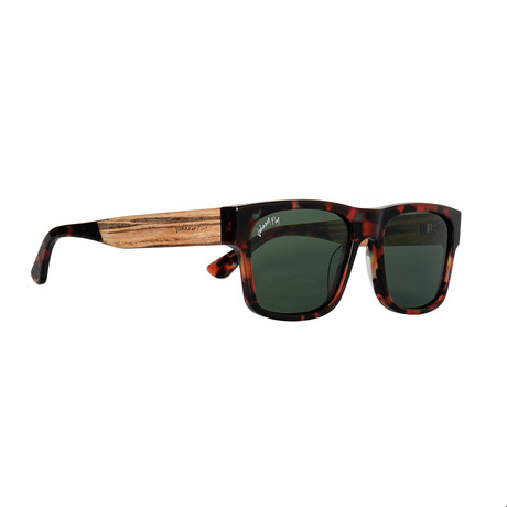 Unisex // Polarized // Arrow Sunglasses // Space + G15