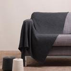 Blanket // Knit (Dark Gray)