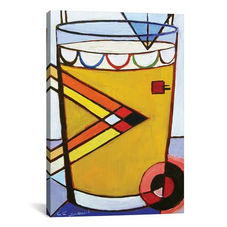 """Kandinsky Pint (18""""W x 12""""H x 0.75""""D)"""