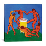 "Dance Around The Pint (12""W x 12""H x 0.75""D)"