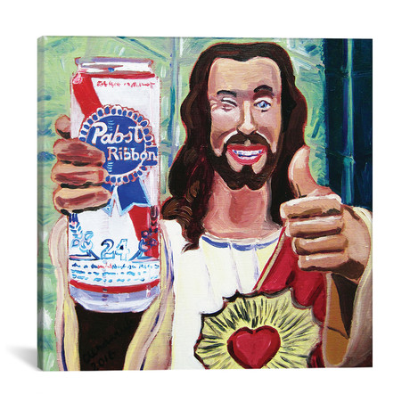 "Buddy Christ (12""W x 12""H x 0.75""D)"