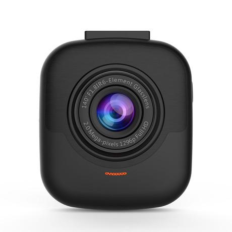 Orbit 530 Night Vision Wifi Dash Cam// Super HD 1296P