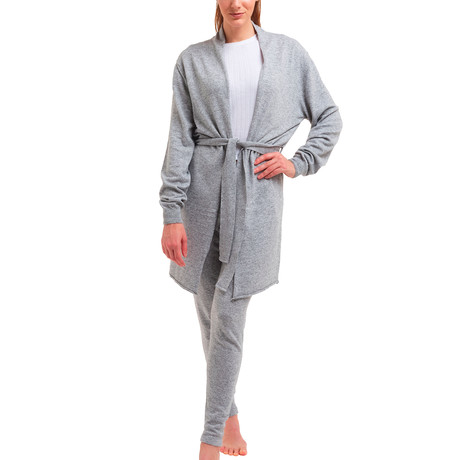 Robe // Medium Gray (S/M)