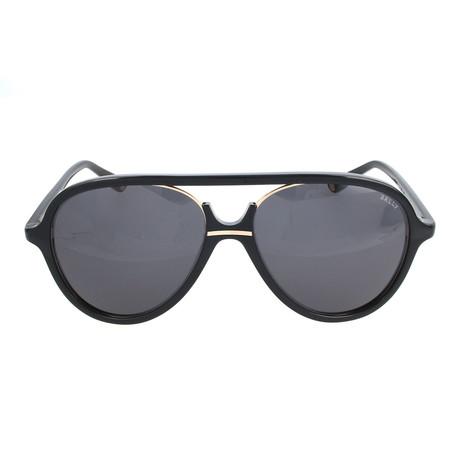 Men's BY4053 Sunglasses // Black