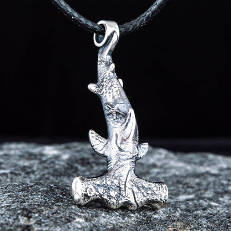 Sailor's Collection - Hammerhead Pendant