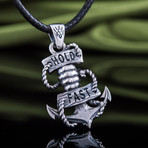Hold Fast Anchor Pendant II