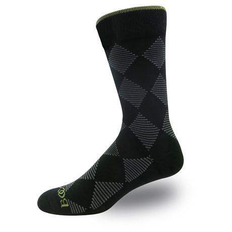 Wilson Crew Sock (Black)