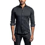 Long Sleeve Shirt // Charcoal Knit (3XL)