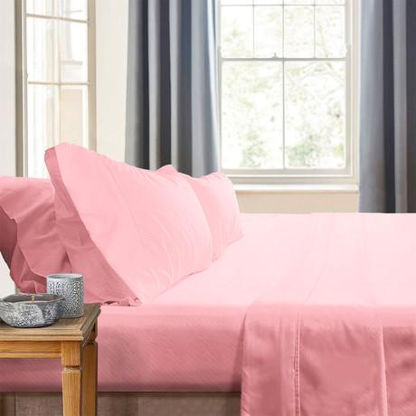 Gabriella Milano Bedsheets // Pink-Dots (Full)