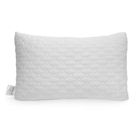Cervical Adjustable Bamboo Memory Foam Pillow (Queen)