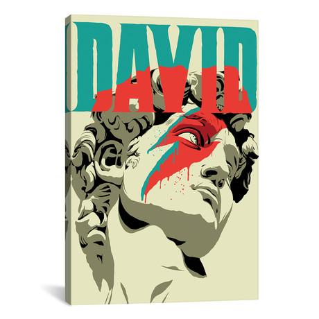 """David (12""""W x 18""""H x 0.75""""D)"""