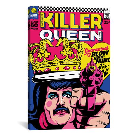 "The Killer (12""W x 18""H x 0.75""D)"
