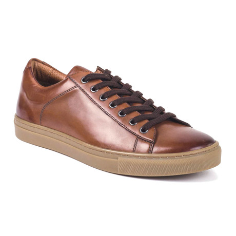 Rafel Leather Sport Shoe // Cognac (Euro: 39)