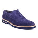 Salano Suede Oxford // Blue (Euro: 39)