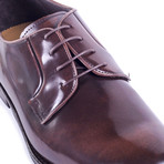 Bander Leather Derby // Brown (Euro: 44)