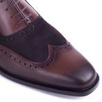 Fosel Leather Oxford // Brown (Euro: 41)