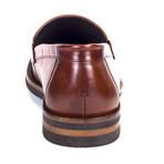 Cafaz Leather Loafer // Cognac (Euro: 41)