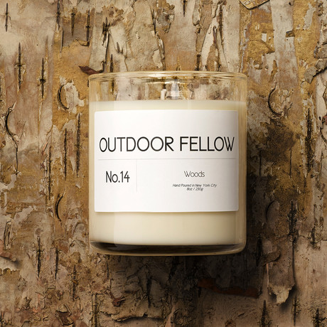 No. 14 Woods // 8oz Candle