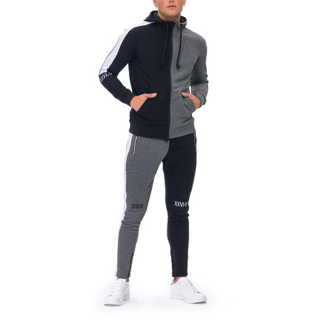 Todd Tracksuit // Black (Small)