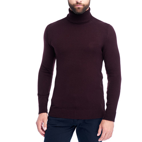 Anthony Sweater // Bordeaux (S)