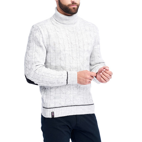 Josh Sweater // Light Gray (S)