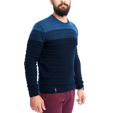 Jose Sweater // Navy (S)