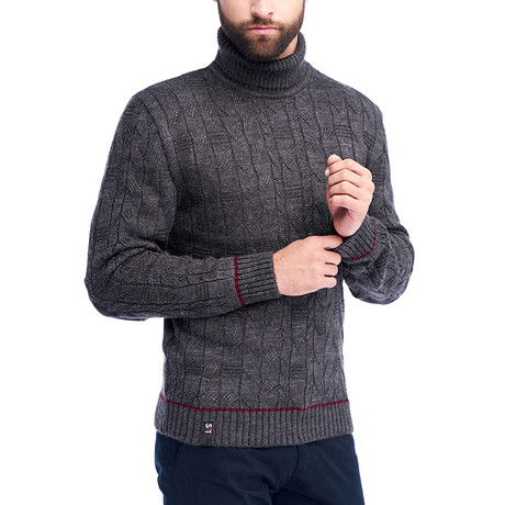 Josh Sweater // Dark Gray (S)