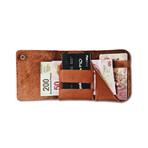 Classic Wallet 2.0 (Natural Brown)