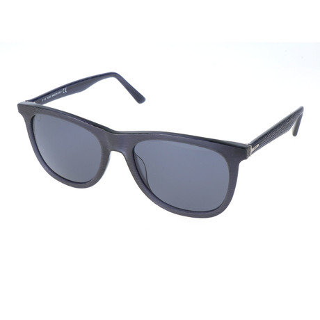 Tod's // Men's TO0178 Sunglasses // Blue