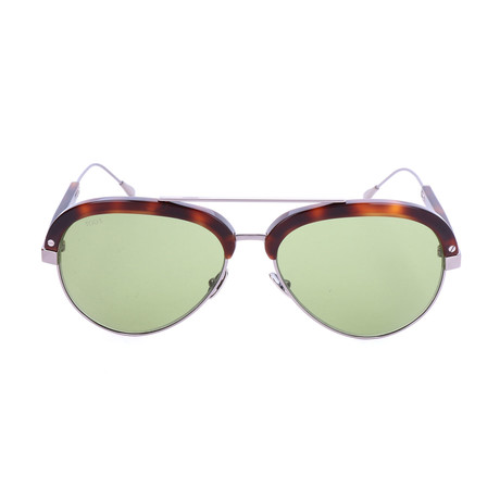Men's TO0211 Sunglasses // Blonde Havana