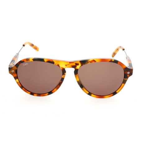 Men's TO0232 Sunglasses // Blonde Havana