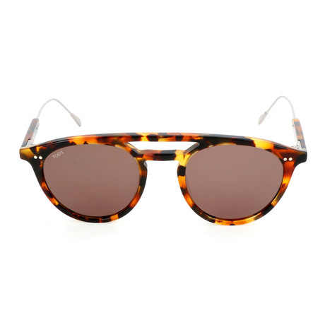 Men's TO0219 Sunglasses // Blonde Havana