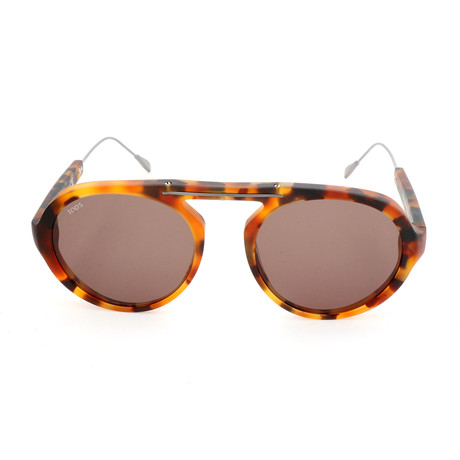 Men's TO0231 Sunglasses // Blonde Havana