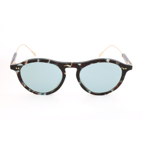 Unisex TO0229 Sunglasses // Coloured Havana