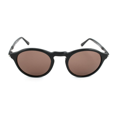 Men's TO0179 Sunglasses // Shiny Black