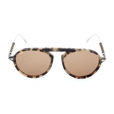 Men's TO0205 Sunglasses // Havana