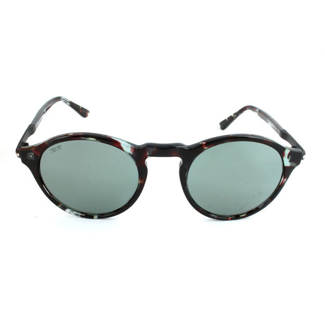 Men's TO0179 Sunglasses // Havana