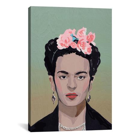 "Frida II (12""W x 18""H x 0.75""D)"