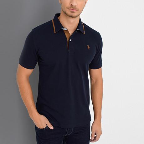 Gino T-Shirt // Dark Blue (Small)