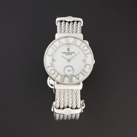 Charriol Ladies Quartz // ST30SWAD560039