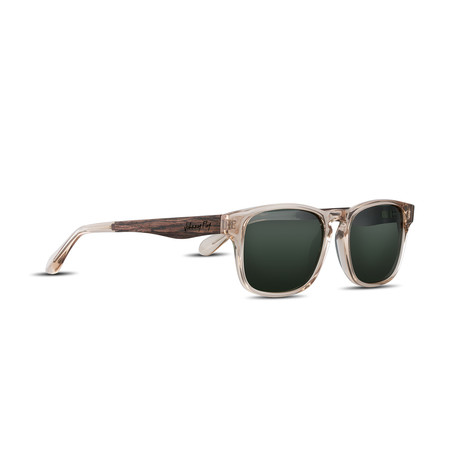 Unisex // Polarized // Splinter Sunglasses // Champagne + G15