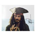 Johnny Depp // Pirates of the Caribbean