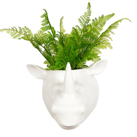 2-in-1 Hanging Plant Pot // Rhino