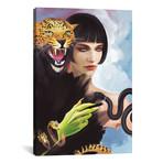 """Cartier Panthere // Mahyar Kalantari (12""""W x 18""""H x 0.75""""D)"""