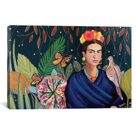 "Frida // Sylvie Demers (18""W x 12""H x 0.75""D)"