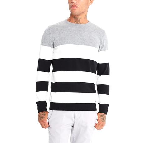 Jimmy Sanders // Benito Sweater // Gray (XS)